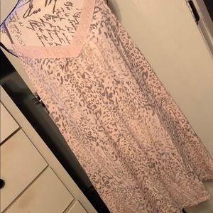 Jennifer Lopez sexy soft nightgown